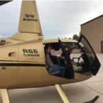 Hinter den Kulissen - Bereit zum Abflug mit dem Helikopter