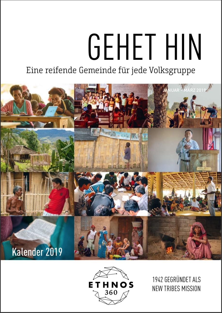 GEHET HIN 01/2019
