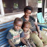Wameindo, Anas und das Baby