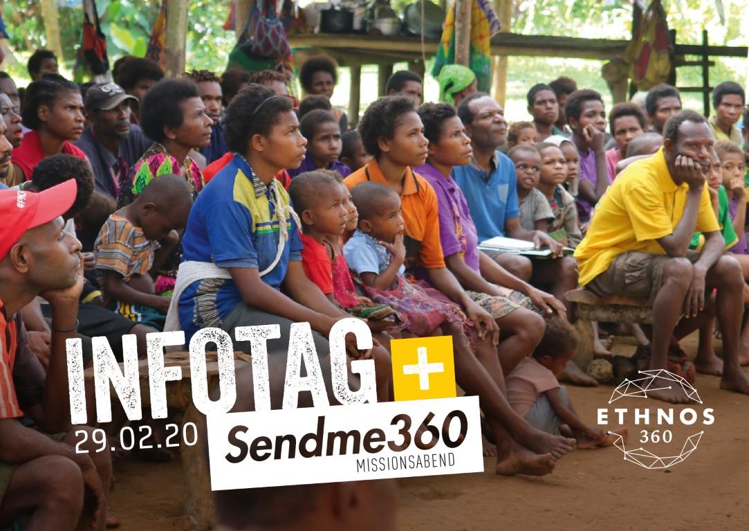Infoabend und Sendme360 Februar 2020