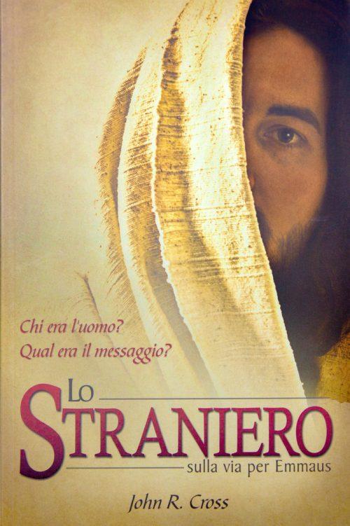 Buch Der Fremde auf dem Weg nach Emmaus - italienisch